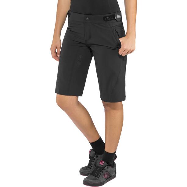 ION Traze AMP Fahrradshorts Damen black