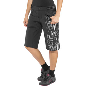 ION Scrub AMP Bike Shorts Dam black black