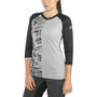 ION Scrub AMP T-Shirt 3/4 Arm Damen grey melange