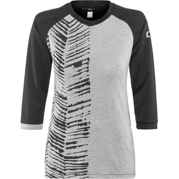 ION Scrub AMP 3/4 Langarm T-Shirt Damen grey melange