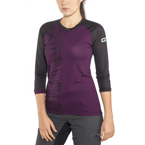 ION Scrub AMP 3/4 Langarm T-Shirt Damen pink isover pink isover