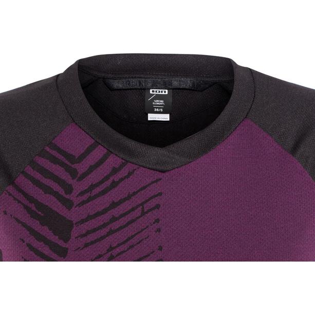 ION Scrub AMP Kurzarm T-Shirt Damen pink isover
