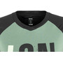 ION Letters Scrub AMP Kurzarm T-Shirt Damen sea green
