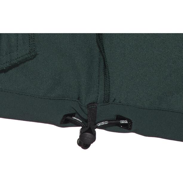 ION Shelter Softshell Jacke Herren green seek