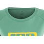 ION Logo T-Shirt Kurzarm Damen sea green