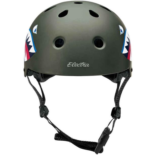 Electra Bike Helm Kinder tigershark
