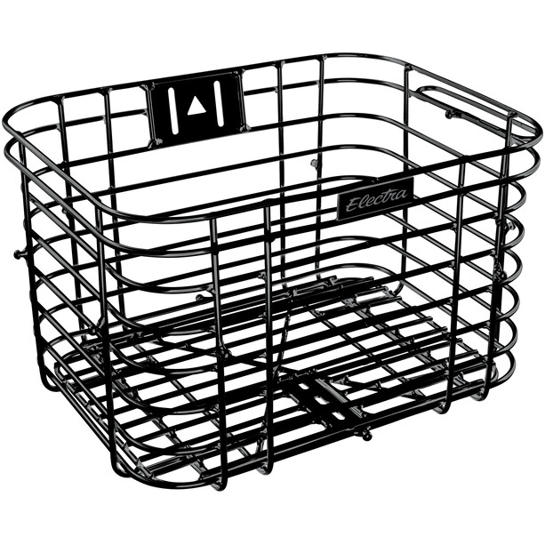 Electra Wired Bike Basket matte black