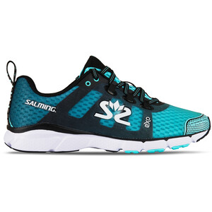 Salming enRoute 2 Schuhe Damen aruba blue/black aruba blue/black