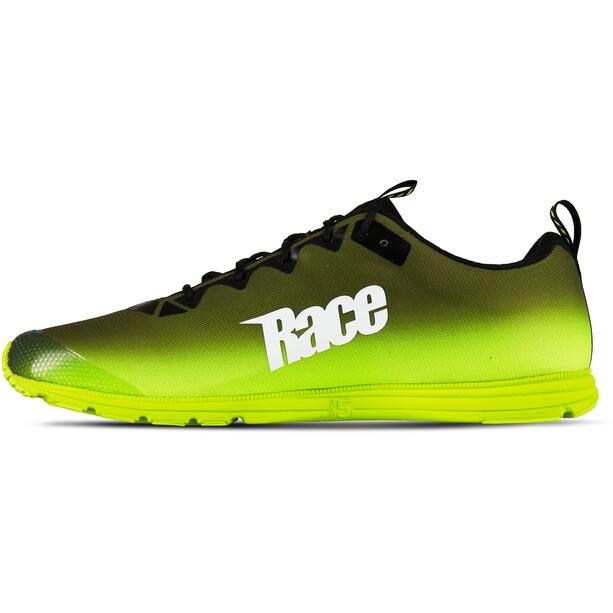 Salming Race 7 Chaussures Homme, jaune/noir