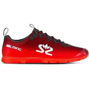 Salming Race 7 Kengät Naiset, punainen/musta punainen/musta