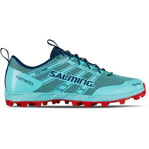 Salming Elem**** 2 Schuhe Damen aruba blue/poseidon blue aruba blue/poseidon blue