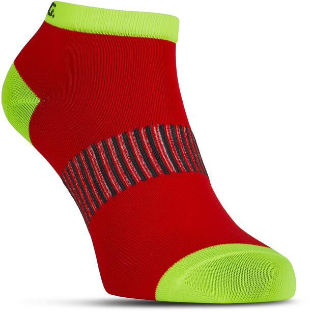 Salming Performance Knöchelhohe Socken 3 Pack blue/red/lapis