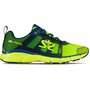 Salming enRoute 2 Shoes Herr safety yellow/poseidon blue