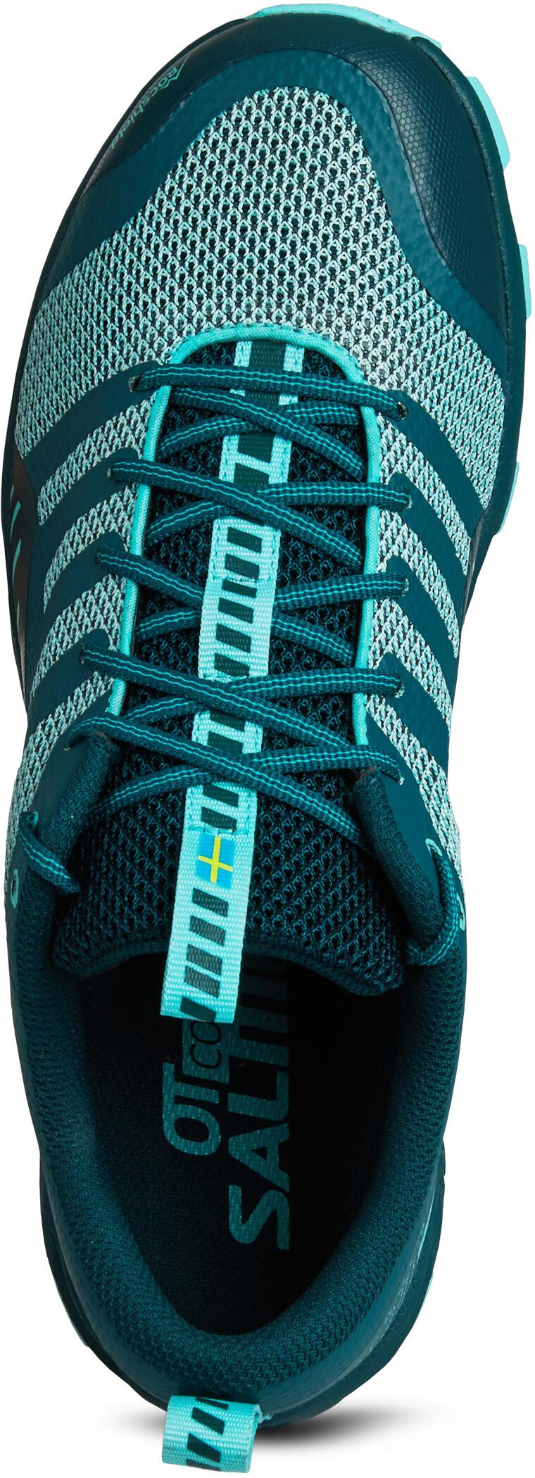 Salming OT Comp Shoes Dam deep tealaruba blue