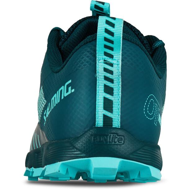 Salming OT Comp Shoes Dam deep teal/aruba blue