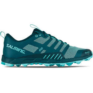 Salming OT Comp Shoes Dam deep teal/aruba blue deep teal/aruba blue
