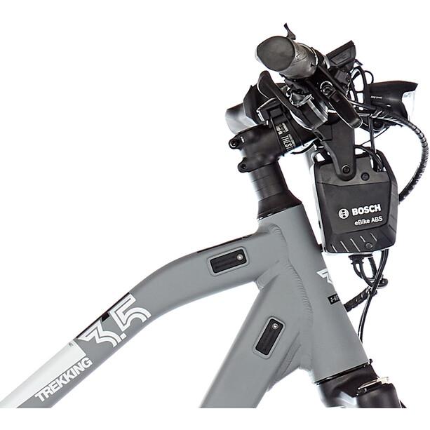HAIBIKE SDURO Trekking 3.5 Damen grau/weiß/schwarz matt