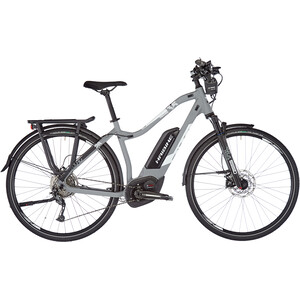 HAIBIKE SDURO Trekking 3.5 Damen grau/weiß/schwarz matt grau/weiß/schwarz matt