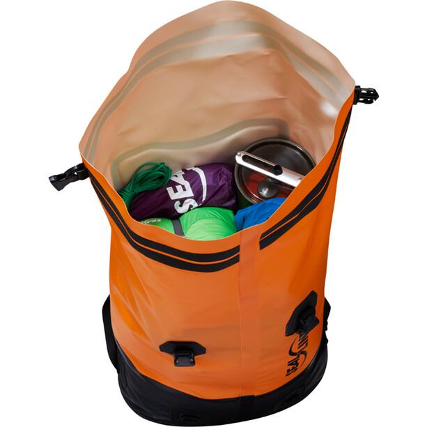 SealLine Pro Rucksack 120l orange