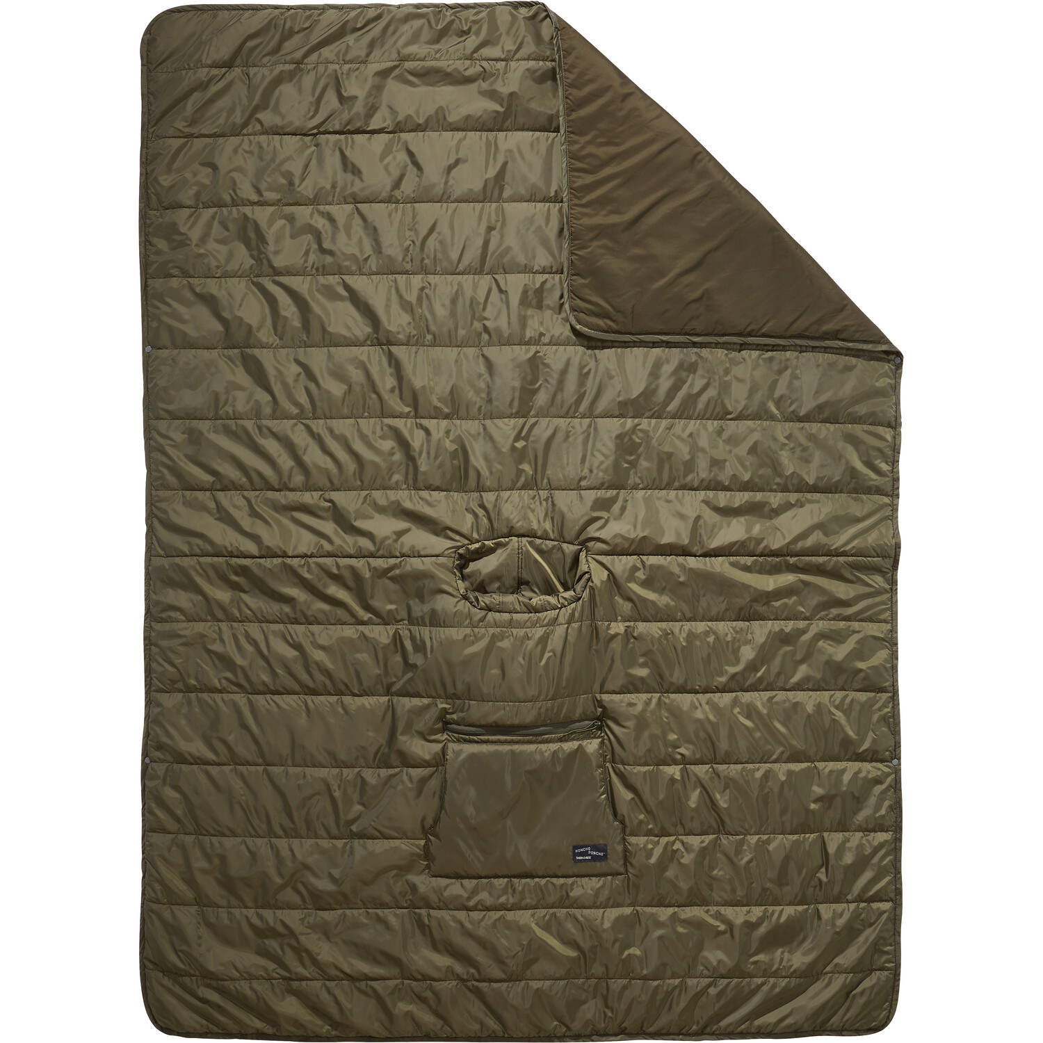 Therm-a-Rest Honcho Poncho olive