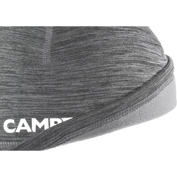 CAMPZ Softshell Beanie grau meliert