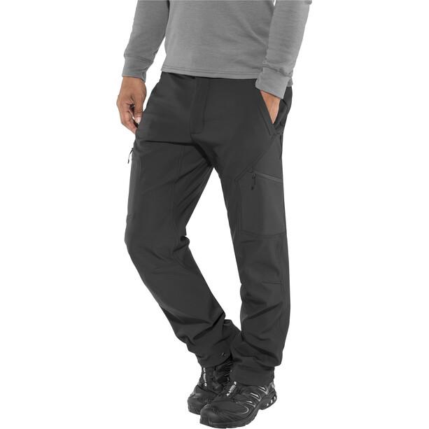 Black Diamond Winter Alpine Pants Herr black