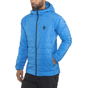 Black Diamond First Light Kapuzenjacke Herren bluebird bluebird
