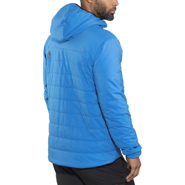 Black Diamond First Light Kapuzenjacke Herren bluebird