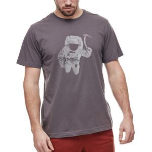 Black Diamond Spaceshot Kurzarm T-Shirt Herren slate slate