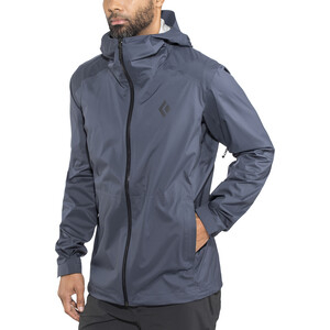 Black Diamond Stormline Stretch Rain Shell Jacke Herren captain captain