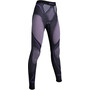 UYN Evolutyon Melange UW Long Pants Dam anthracite melange/raspberry/purple