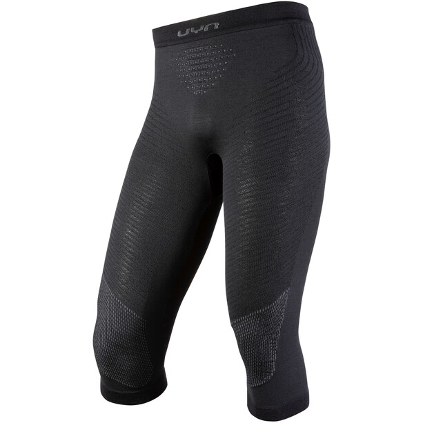 UYN Fusyon UW Medium Pants Herr black/anthracite/anthracite