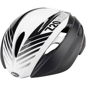 Bell Z20 Aero MIPS Helm matte/gloss black/white/crimson matte/gloss black/white/crimson