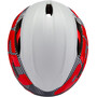 Bell Z20 Aero MIPS Helm matte/gloss gray/crimson