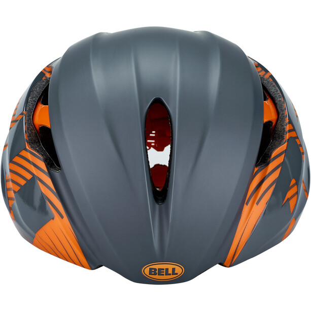Bell Z20 Aero MIPS Helm matte/gloss slate/orange
