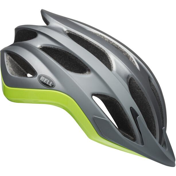 Bell Drifter MIPS Helm thunder matte/gloss gunmetal/bright green