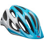 Bell Coast MIPS Helm Damen bright blue/raspberry/white uni