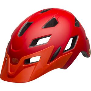Bell Sidetrack MIPS Helm Jugend matte red/orange matte red/orange