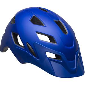 Bell Sidetrack Helm Jugend blau blau