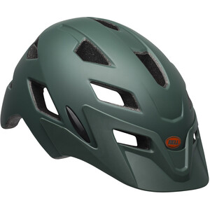 Bell Sidetrack Helmet Barn matte dark green/orange matte dark green/orange