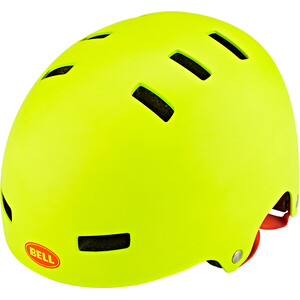 BELL Span ヘルメット キッズ マット ブライト グリーン