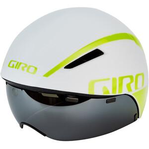 Giro Aerohead MIPS Helmet matte white/citron matte white/citron