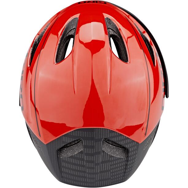 Giro Vanquish MIPS Hjelm rød