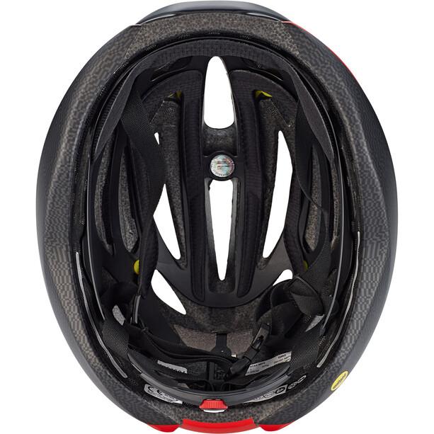 Giro Syntax MIPS Helm matte black/bright red