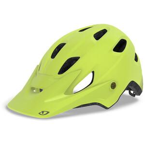 Giro Chronicle MIPS Helm matte citron/heatwave matte citron/heatwave