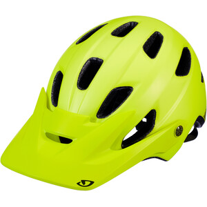 Giro Chronicle MIPS Helm matte citron/heatwave matte citron/heatwave