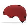 Giro Quarter FS Helm matte dark red