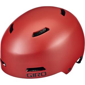 Giro Quarter FS Helm matte dark red matte dark red