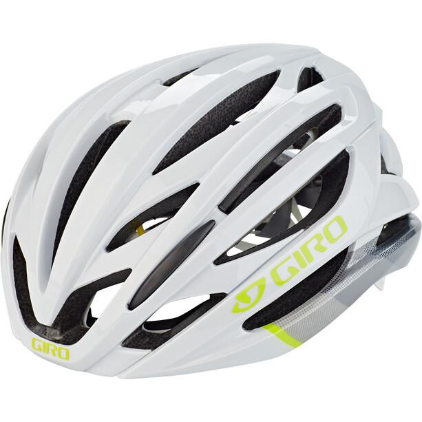 Giro Seyen MIPS Helm Damen white/grey/citron