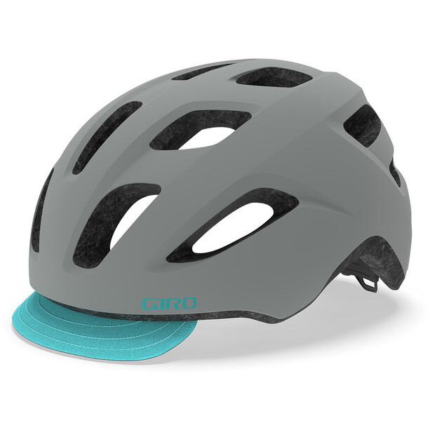 Giro Trella MIPS Helm Damen matte grey/dark teal